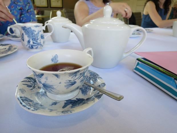 Tea at Frosts