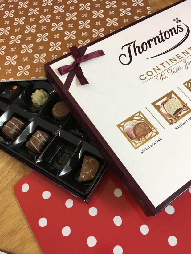 Thorntons Chocolates