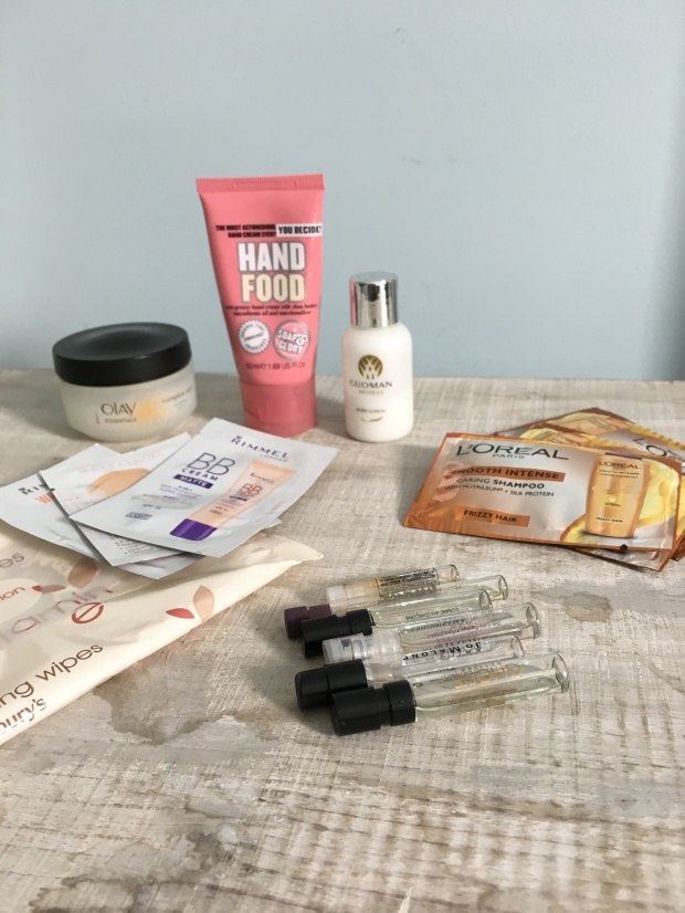 Holiday Toiletries Packing Tips