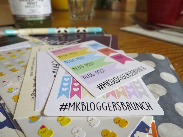 Milton Keynes Bloggers Brunch