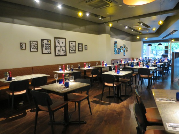 Pizza Express Milton Keynes Review