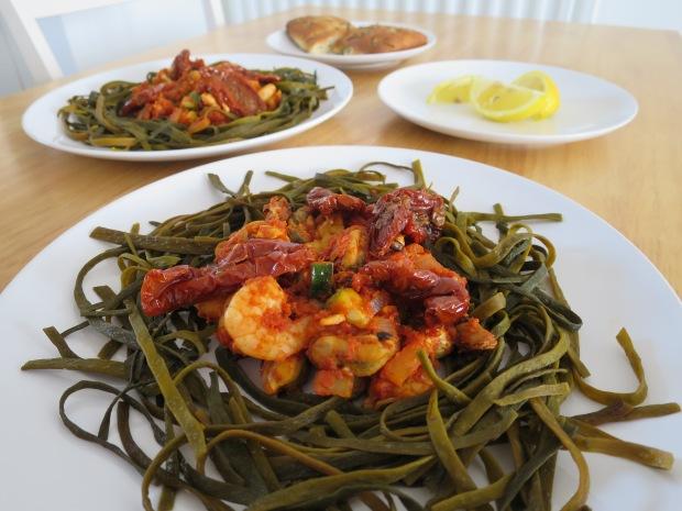 I Sea Pasta Seaweed Tagliatelle