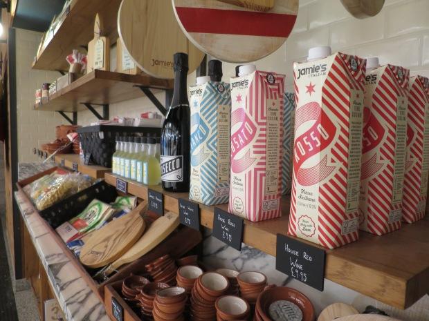 Jamie's Italian Milton Keynes