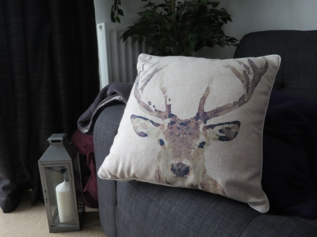 Heart of House Stag Cushion