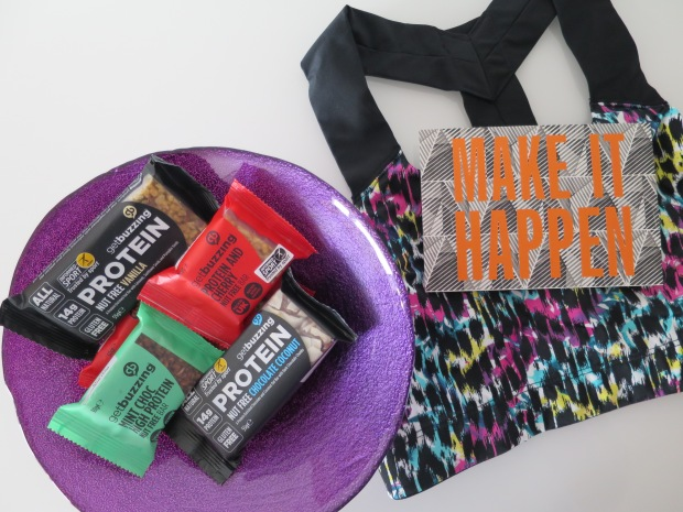 Getbuzzing protein bars