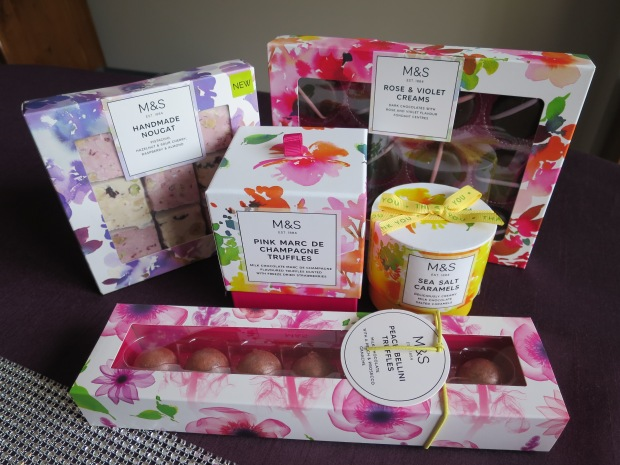 Sweets from Marks and Spencer Milton Keynes